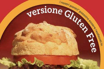 M** BUN è Gluten Free